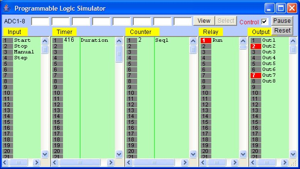 TriLogi Simulator