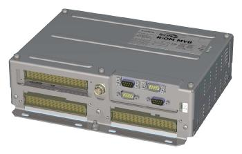 RIOM: Compact PLC, I/O and Gateway platorm.